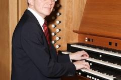 Органист Штифтскирхе Кай Йоханнсен (Германия)