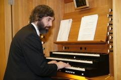 Заслуженный артист России Даниэль Зарецкий (г. Москва)