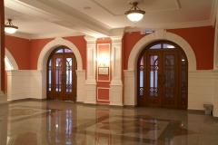 12 Фойе 1 этаж (центральный вход)