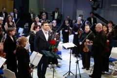 Солист - Владислав Косарев, Дирижер - Дмитрий Лузин