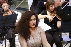 Солистка Большого театра России Анна Аглатова