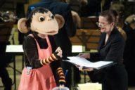 """""""Оркестр и Мы"""": обезьянка Чичи задает вопросы"""